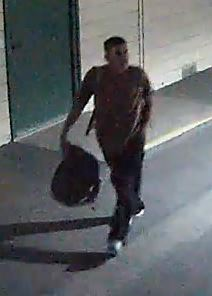 Bakersfield police search for suspect in College Heights Elementary burglary