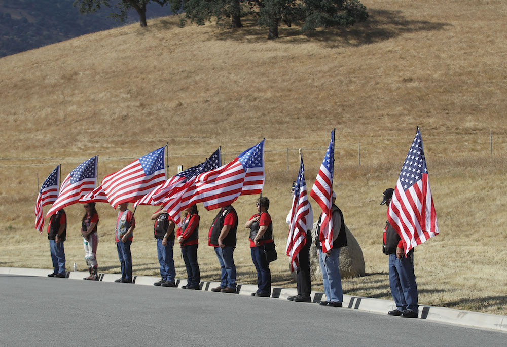 Memorial Day at Bakersfield National Cemetery