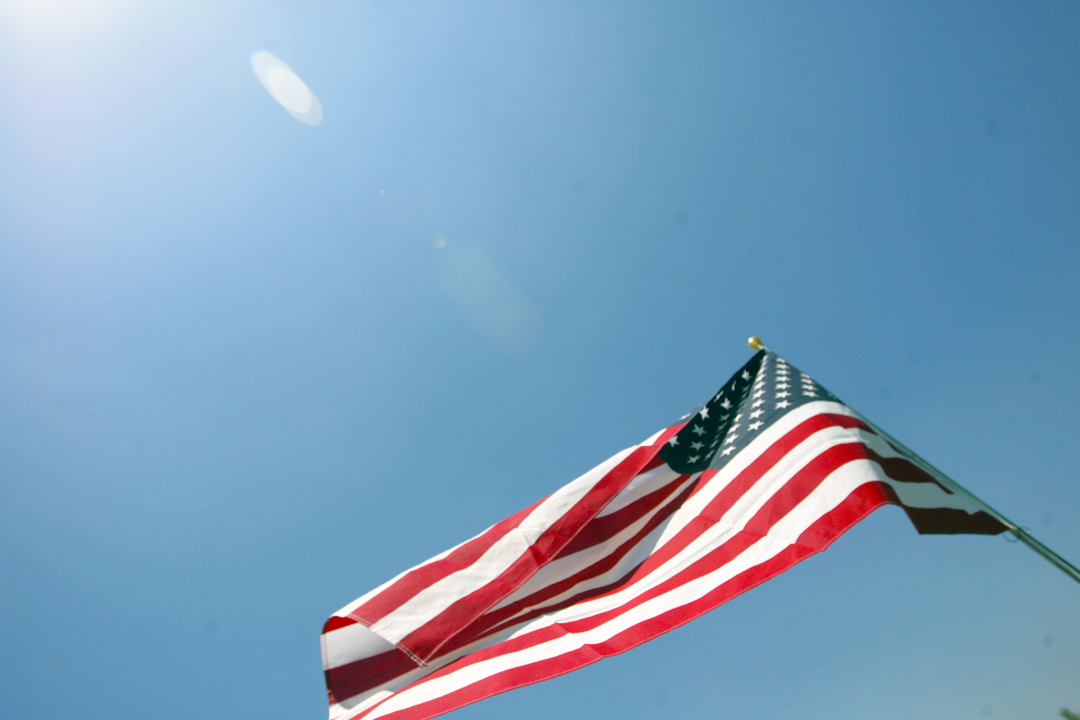 Thousand Flags event for Bakersfield's Memorial Day