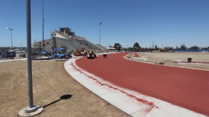 Griffith Field at Bakersfield High
