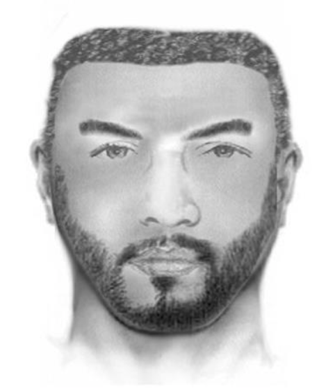 Sheriff's release composite sketch of McFarland sexual assault suspect