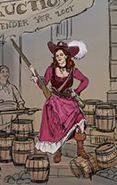 Disney to remove bride auction scene at Pirates of the Caribbean