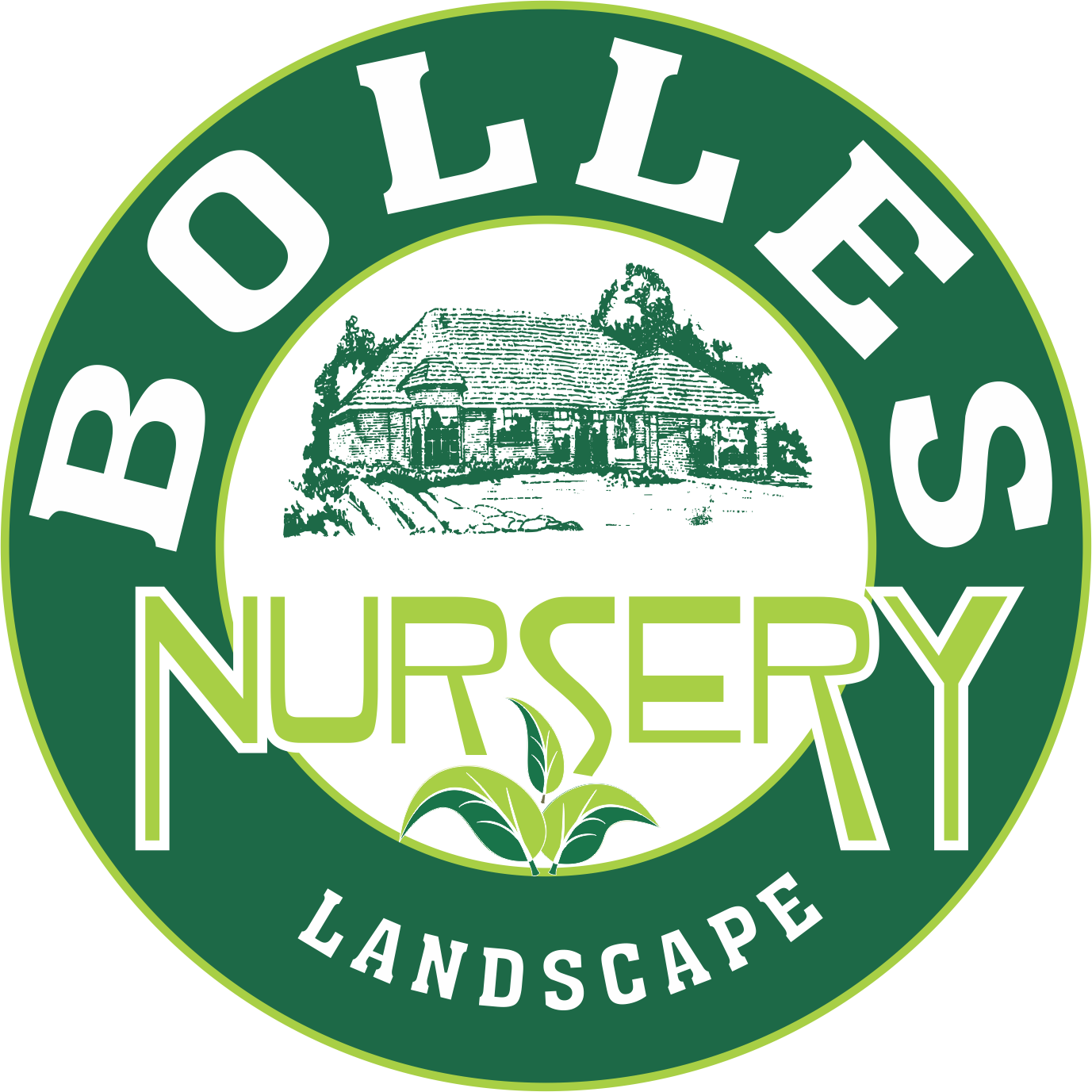 Materials for every landscaping project is available at Bolles Nursery