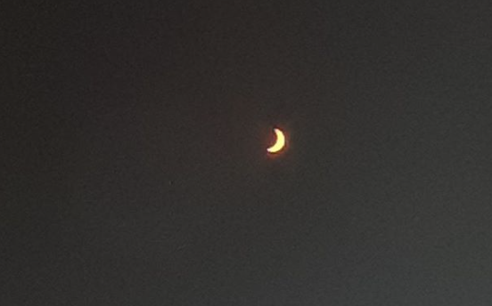 How Bakersfield viewed the eclipse