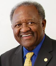 Dr. Horace Mitchell discusses retirement