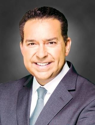 Former ABC 23 Anchor Now in Vegas Reports on Grisly Shooting