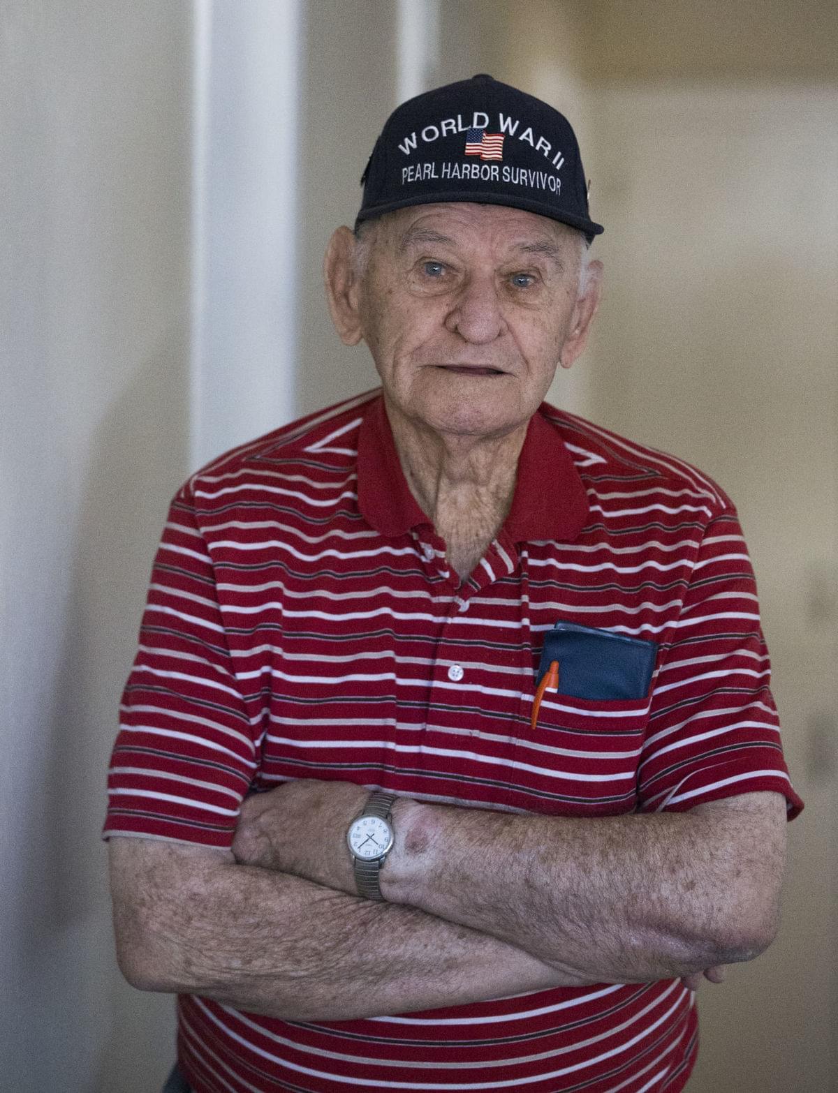 Kern's Last Pearl Harbor Survivor Speaks Out in his Last 'TRBS' Interview