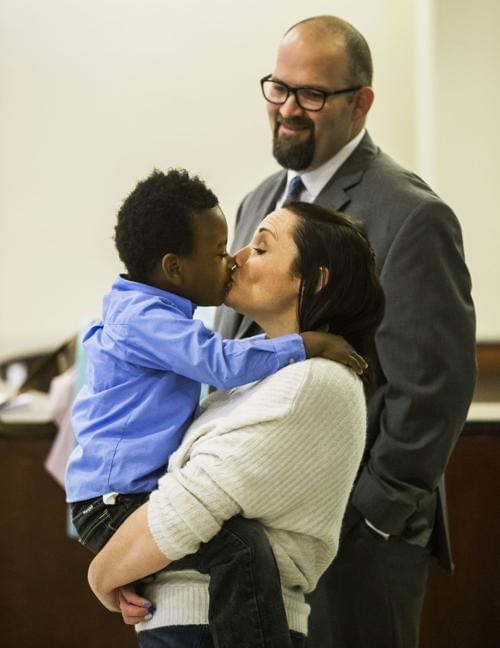 Bakersfield couple provides foster care for 50 children, adopt three
