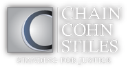 David Cohn and Matthew Clark of Chain Cohn and Stiles talk legal issues