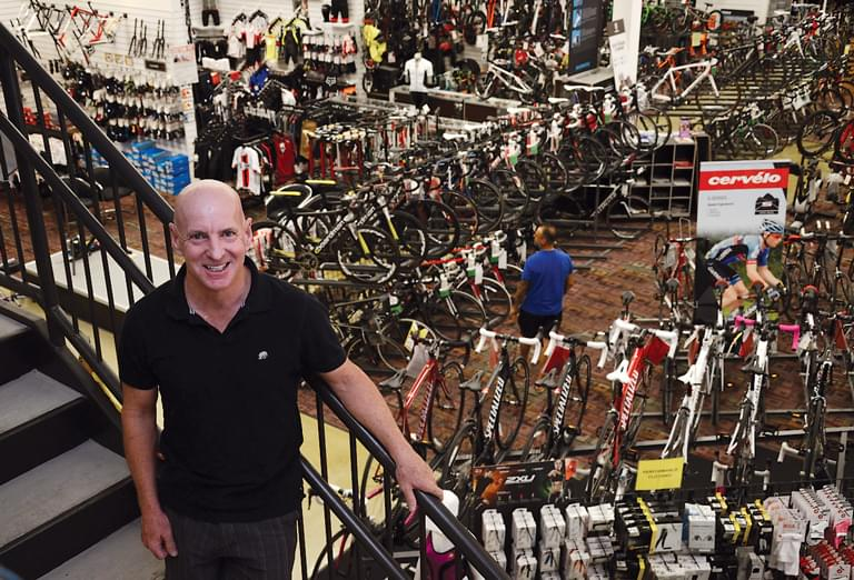 Action Sports celebrates 30 years in business and owner Kerry Ryan explains it all