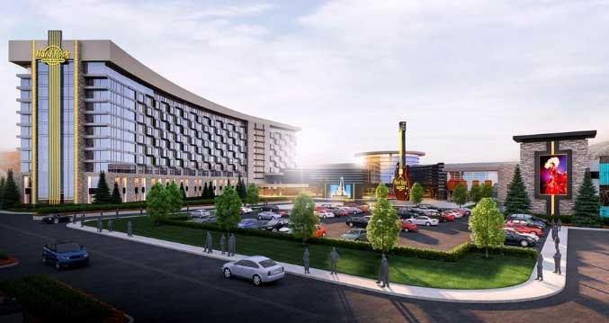 Hard Rock Hotel and Casino comes on the show to talk about the new casino and hotel