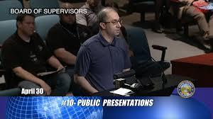 Ralph Won't Let David Abbasi Speak, Calls Him 'Destructive Force'