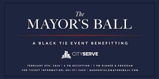 Robin Mangarin Pumps Up the Inaugural Mayor's Ball