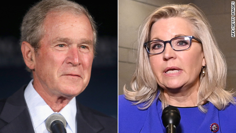 Bailey Believes Bush Could Could Push To Take Back Republican Party