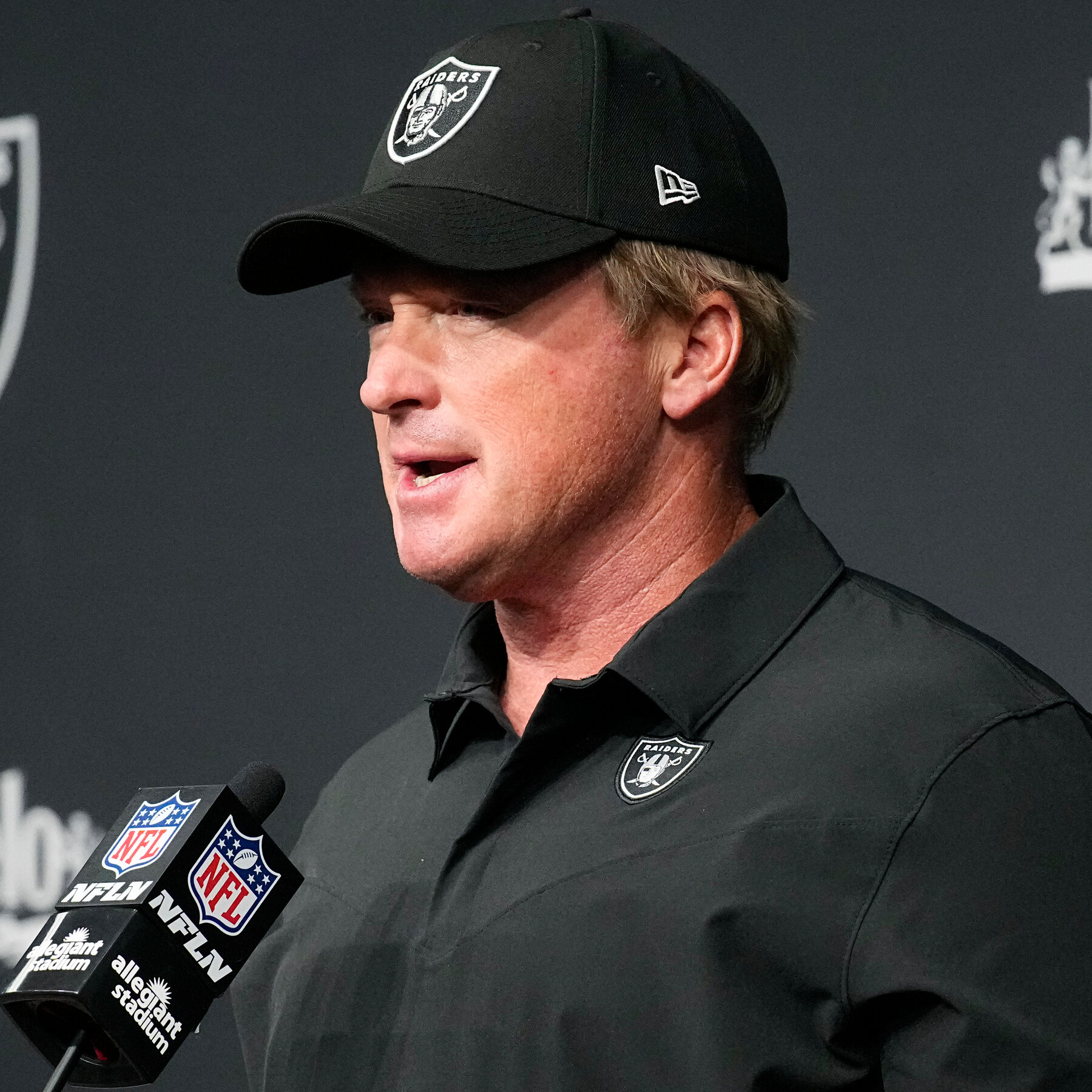Ralph Rehashes His Thoughts On Gruden Resigning