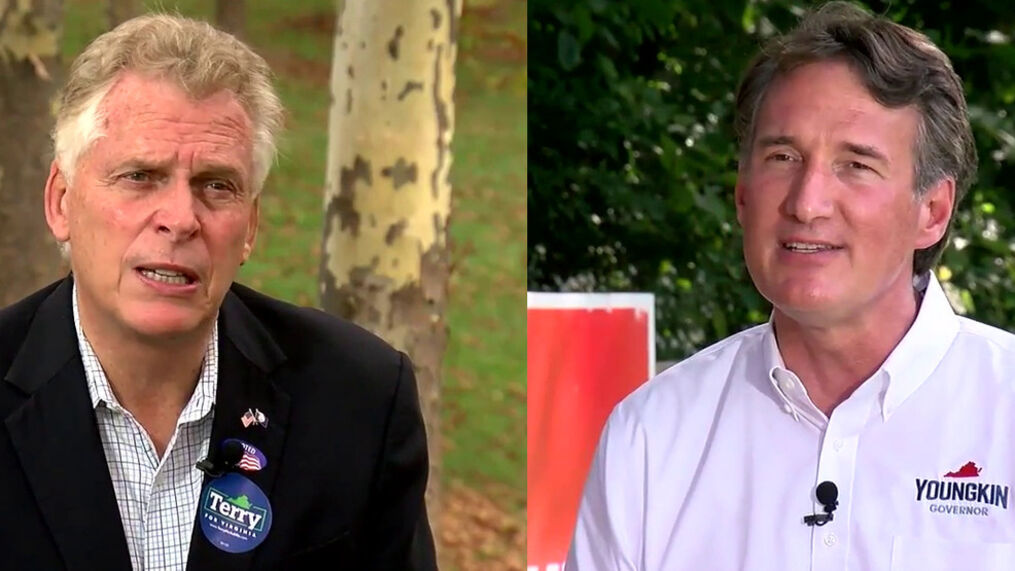 Bailey Believes Virginia Gubernatorial Race Will Send A Message To Dems About Upcoming Midterms