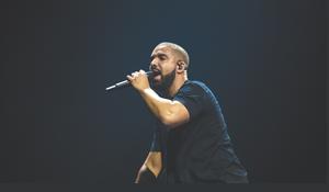 Drake Multitasks While Writing Hits