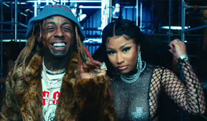 "Nicki Minaj f. Lil Wayne – ""Good Form"" (Music Video)"