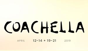 Grande, Gambino Headline Coachella