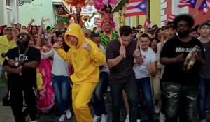 Bad Bunny Shows Puerto Rico Love On Fallon