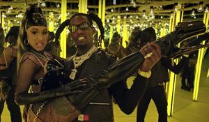 "Offset & Cardi B – ""Clout"" (Music Video)"