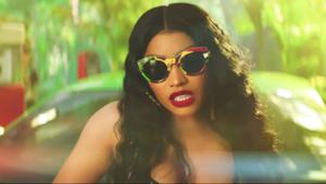 Nicki Minaj – 'Megatron' (Music Video)