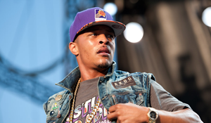 T.I. Keeps a Really Close Eye On His Daughter