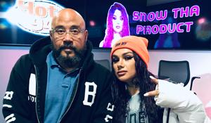 The Nod Factor with Snow Tha Product