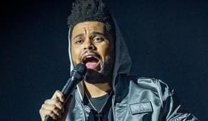 NEW SONG FROM THE WEEKND
