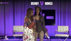 Brandy & Monica's Verzuz Was Fire!