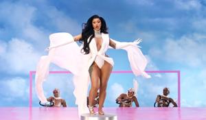 "Cardi B – ""Up"" (Music Video)"