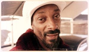 Snoop Gets Buzzed