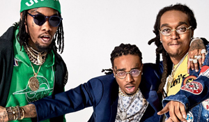 MIGOS PREVIEW NEW TRACK