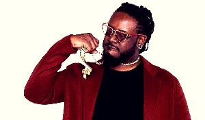 T-PAIN BUSY!