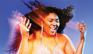 LIZZO UNDER FIRE