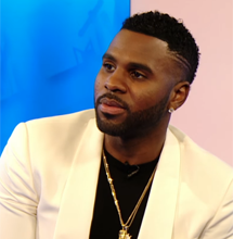 Jason Derulo And Corn On The Cob Don't Mix