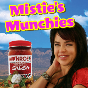Mistie's Munchies! Weekdays During The 12 Noon Hour