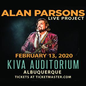 Alan Parsons Live Project  Kiva Auditorium – FEB. 13, 2020