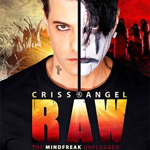 Listen To Win Tickets To See CRISS ANGEL at RT. 66 Casino Hotel