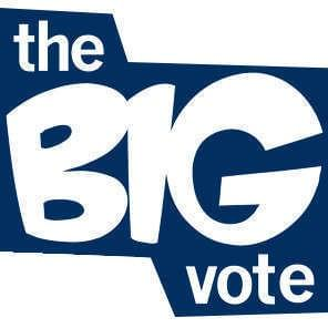 Be BIG and VOTE!