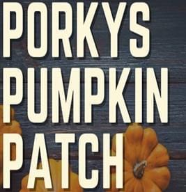 Porky's Pumpkin Patch at the Rio Rancho Events Center!