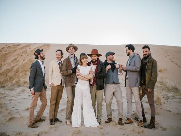 Good Medicine Presents, April 3 – Zach Lupetin from Dustbowl Revival talks new album and Tour