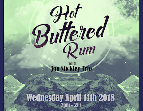Pepper Interviews Erik Yates of Hot Buttered Rum