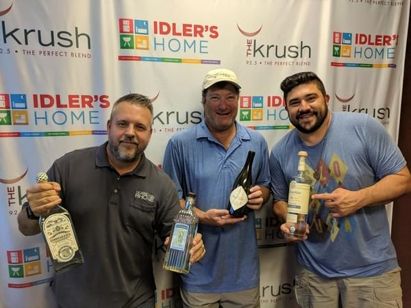 Liquid Lunch – 09/12/18 – Owner of Ciopinot Seafood Grille & La Esquina Leonard Cohen is in studio