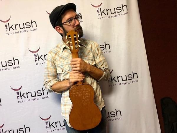 Krush Lounge – 11/15/18 – Chris Beland talks new music and more