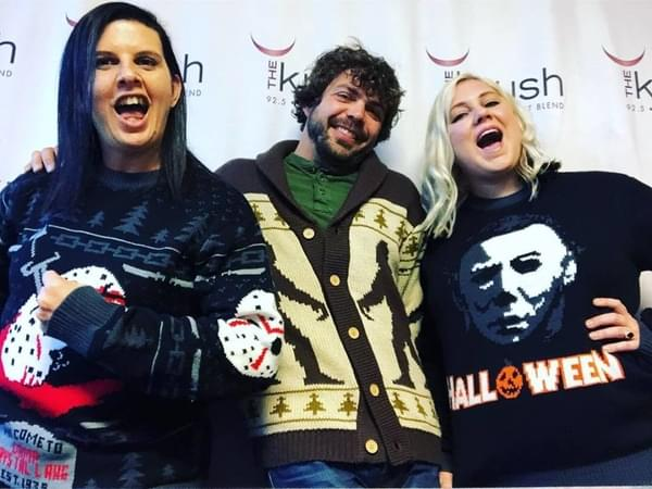 Krush Lounge – 12/13/18 – Ghost Monster in the house!