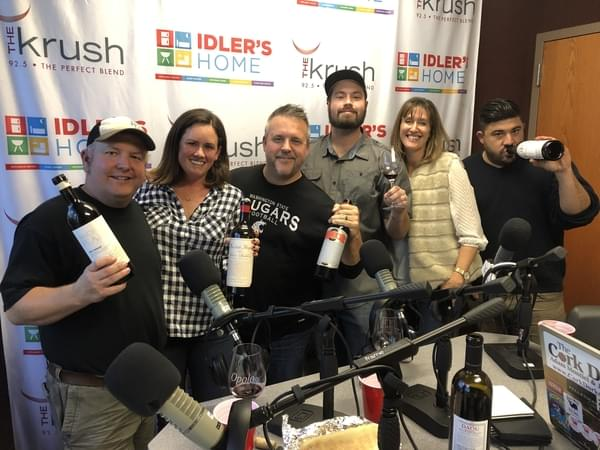 Liquid Lunch – 12/19/18 – Wine Speak Paso 2018 Round 2