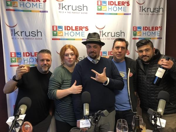 Liquid Lunch – 01/03/19 – Etto and Giornata with Fish Gaucho talking Hats for Matt and more