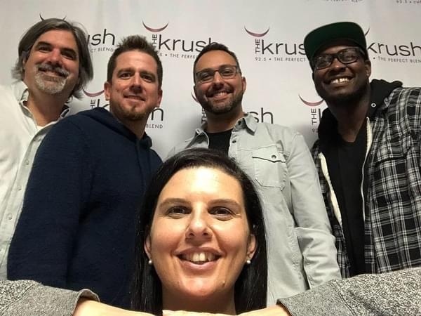 Krush Lounge – 01/03/19 – Carbon City Lights talking new album, shows and more