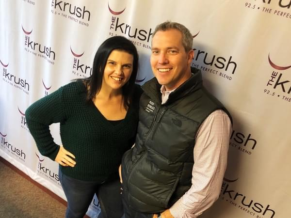 Krush In Studio – 03/19/19 – Suz talks to the new Executive Director of the PRWCA Joel Peterson